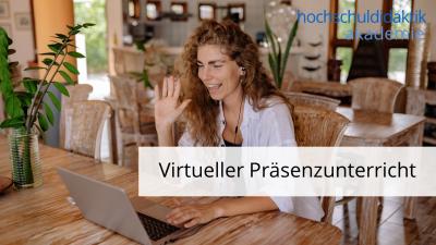 In diesem Modul erfahren Sie, wie Sie virtuellen Präsenzunterricht konzipieren.